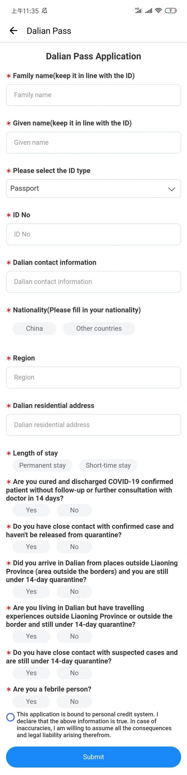 How To Get Your Green Health Code Almost Anywhere In China!