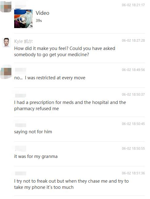 Hospital DENIES Expat Getting Grandma's Medicine