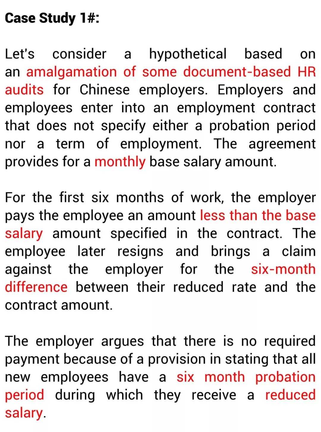 How To Cancel A Contract During The Probation Period