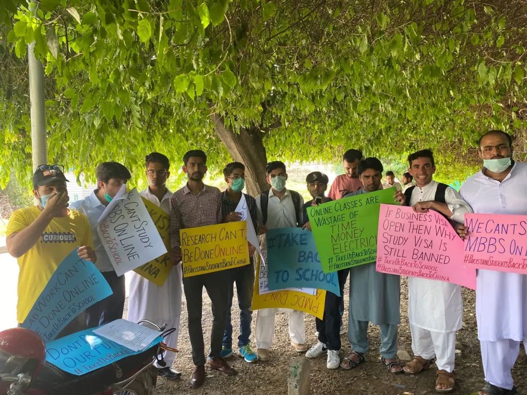 These Poor Students From Pakistan Can't Return To Study In China