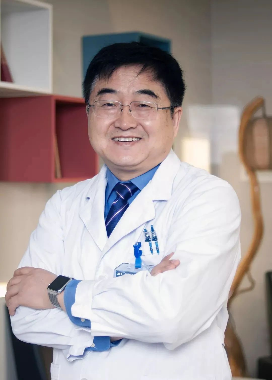 My Chinese Father, Doctor Li
