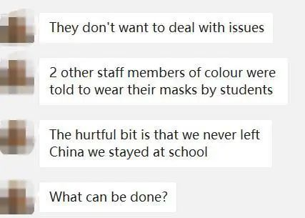 International School Ignores Xenophobic Attacks On Teacher