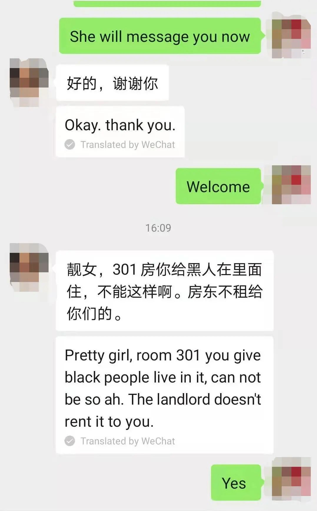 Black People Aren't Allowed To Live In This Apartment?