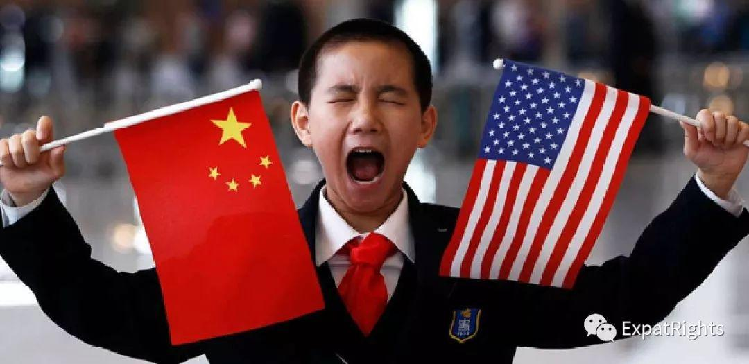 it's TERRIBLE being Chinese-American in China