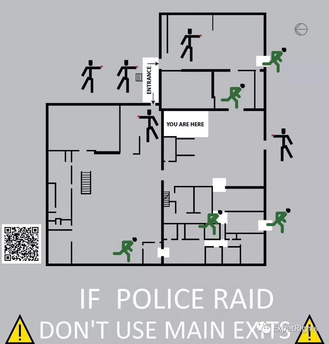 if Police RAID your School..
